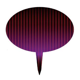 techno púrpura abstracto figura de tarta