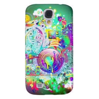 Techno Samsung S4 Case