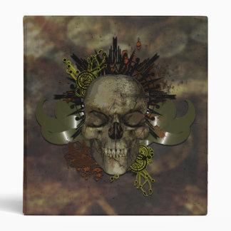 Techno skull binder