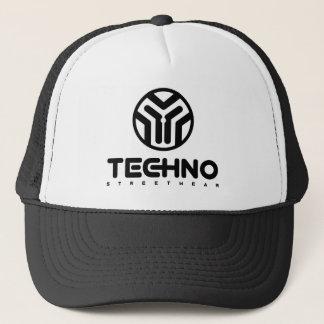 Techno Streetwear - Logo - Hat