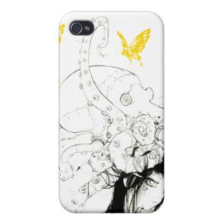 Techno Tako iPhone 4 Case