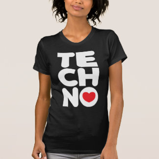 Techno Tower T-shirts