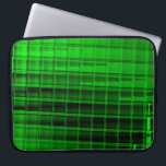 """Techno Verde Laptop Case<br><div class=""""desc"""">This Matrix inspired laptop case is the perfect accessory suited for any and everyone looking to make a statement and turn a few heads.</div>"""