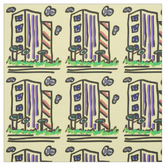Techno VI (2015) (City) Fabric
