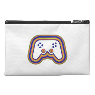 Techno Video Game Controller Travel Accessory Bags
