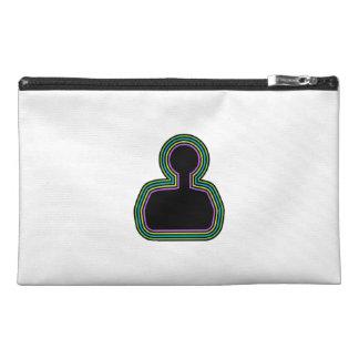 Techno Video Game Joystick Travel Accessories Bag