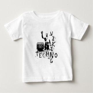 Techno Viking Baby T-Shirt