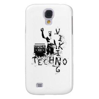 Techno Viking Galaxy S4 Case