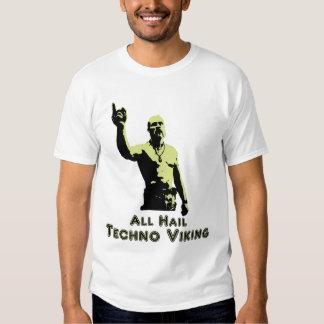 Techno Viking Shirt