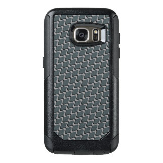 Technocracy Style Metallic Pattern Case