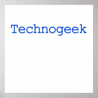 Technogeek Poster
