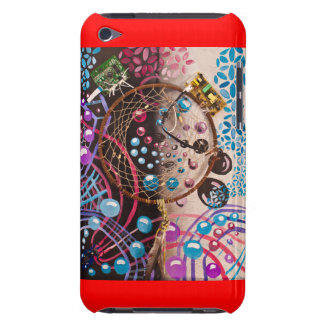 """""""Technolodreams  IPOD TOUCH""""-Mike Hooper $39.95 iPod Touch Case-Mate Case"""
