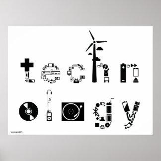 Technologic Poster