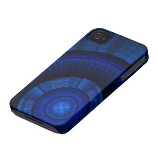 Technological background iPhone 4 cover