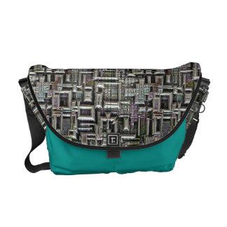 Technological Innovation Messenger Bag