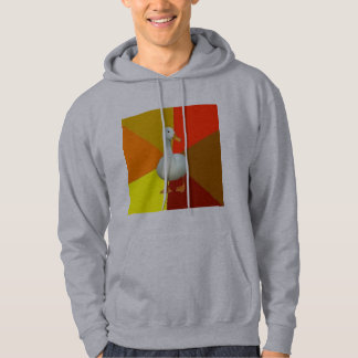 Technologically Impaired Duck Advice Animal Meme Hoodie