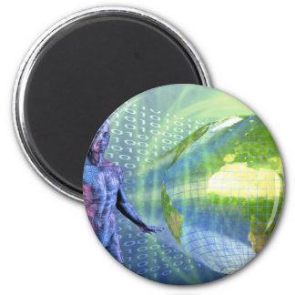 Technology 2 Inch Round Magnet