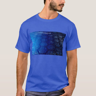 Technology Abstraction T-Shirt