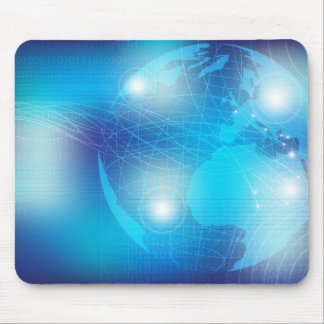 Technology - Background Mouse Pad