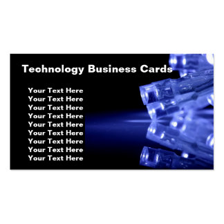Technology Business Cards