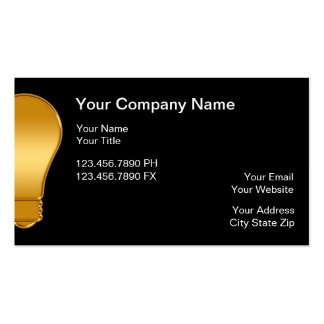 Technology Business Cards Template