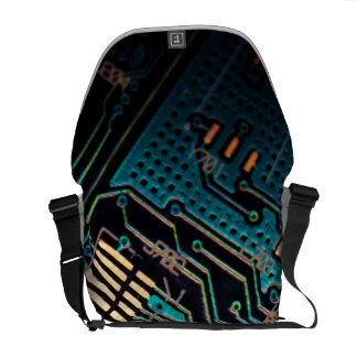 Technology Circuit Board Courier Bags
