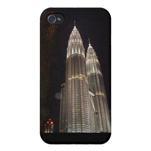 Technology, Commerce, Panorama iPhone 4 Cases
