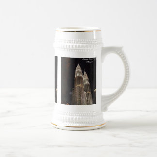 Technology, Commerce, Panorama 18 Oz Beer Stein
