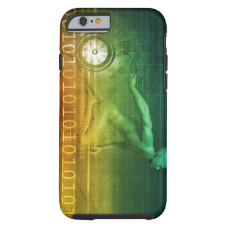Technology Evolution with Man Evolving with System Tough iPhone 6 Case