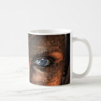 Technology Human Coffee Mug
