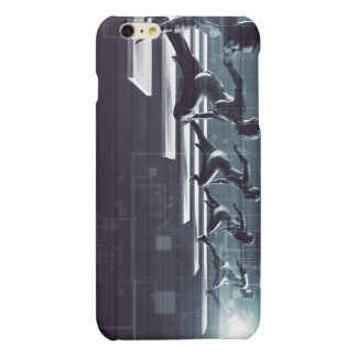 Technology Innovation and Empowered Business Matte iPhone 6 Plus Case
