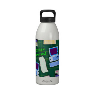 Technology is Awesome Water Bottles