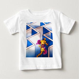 TECHNOLOGY MAN BREAKING GROUND BABY T-Shirt