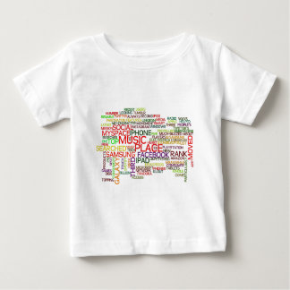 Technology savy baby T-Shirt