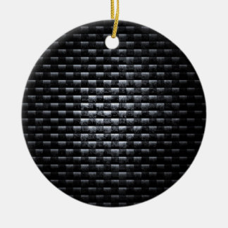 Technology texture ceramic ornament