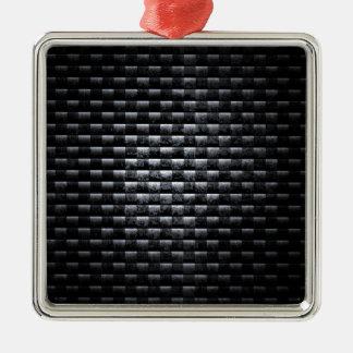 Technology texture metal ornament