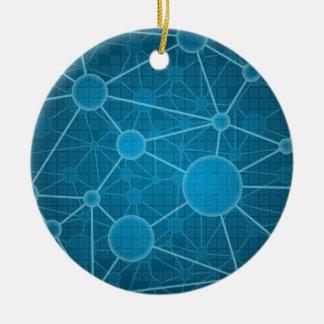 technology theme ornament