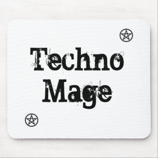 TechnoMage Mouse Pad