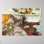 Techo 2 de la capilla de Sistine Impresiones