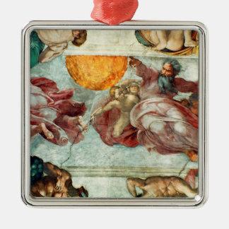 Techo 3 de la capilla de Sistine Ornamente De Reyes