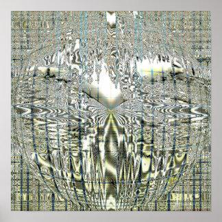 Techo abstracto 1 1 impresiones