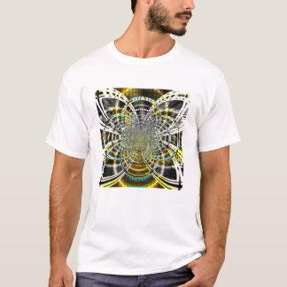 Techo abstracto 1.3a (camiseta) playera