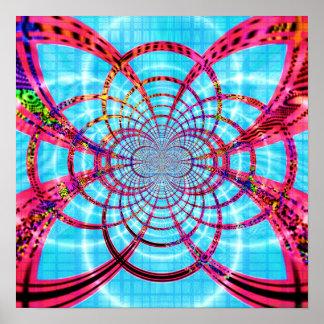 Techo abstracto 1.3b impresiones