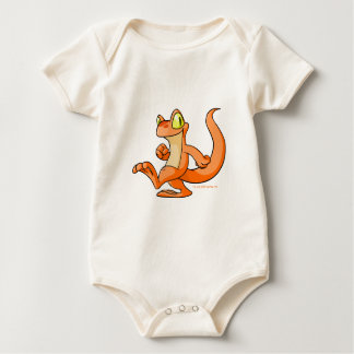 Techo anaranjado en una búsqueda body para bebé