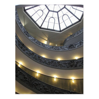 Techo arquitectónico de Roma Tarjetas Postales