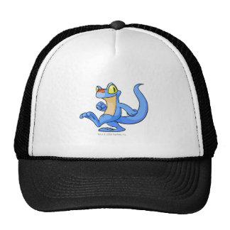 Techo Blue Trucker Hat