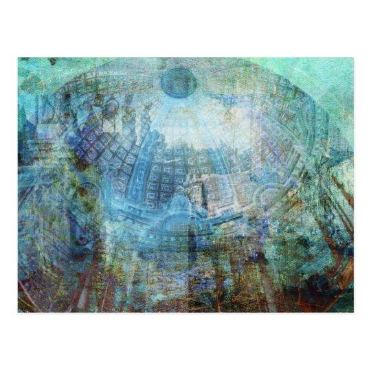 Techo de cristal postales