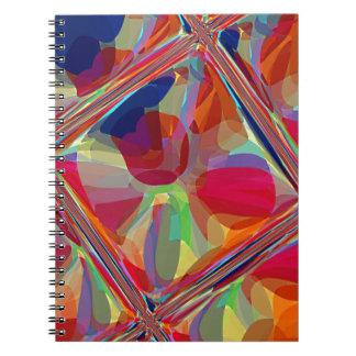 Techo de cristal reconstruido de Roberto S. Lee Cuadernos