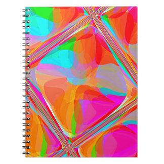 Techo de cristal reconstruido de Roberto S. Lee Libretas