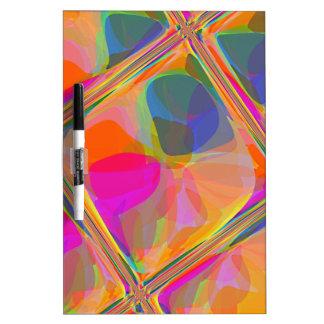 Techo de cristal reconstruido de Roberto S. Lee Pizarra